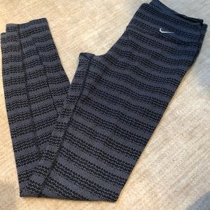 NIKE dri fit leggings washed and worn a few times